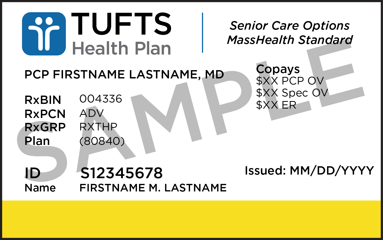Forms Tufts Health Plan Medicare Preferred