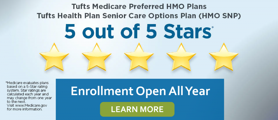 Medicare Parte D Tufts Health Plan Medicare Preferred Hmo