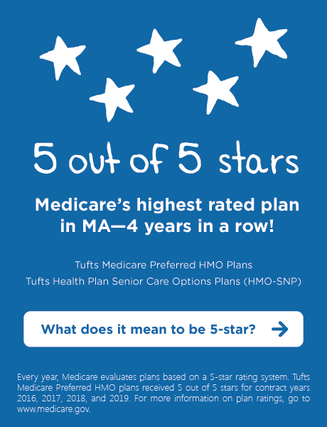 Tufts Health Plan Medicare Preferred Medicare Massachusetts